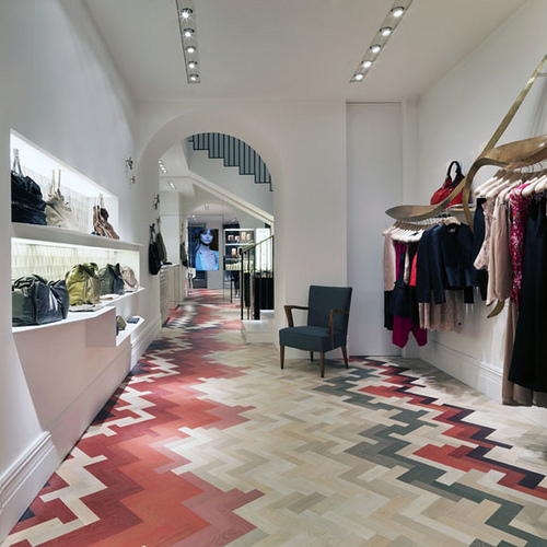 Flooring For Retail Stores Boutiques